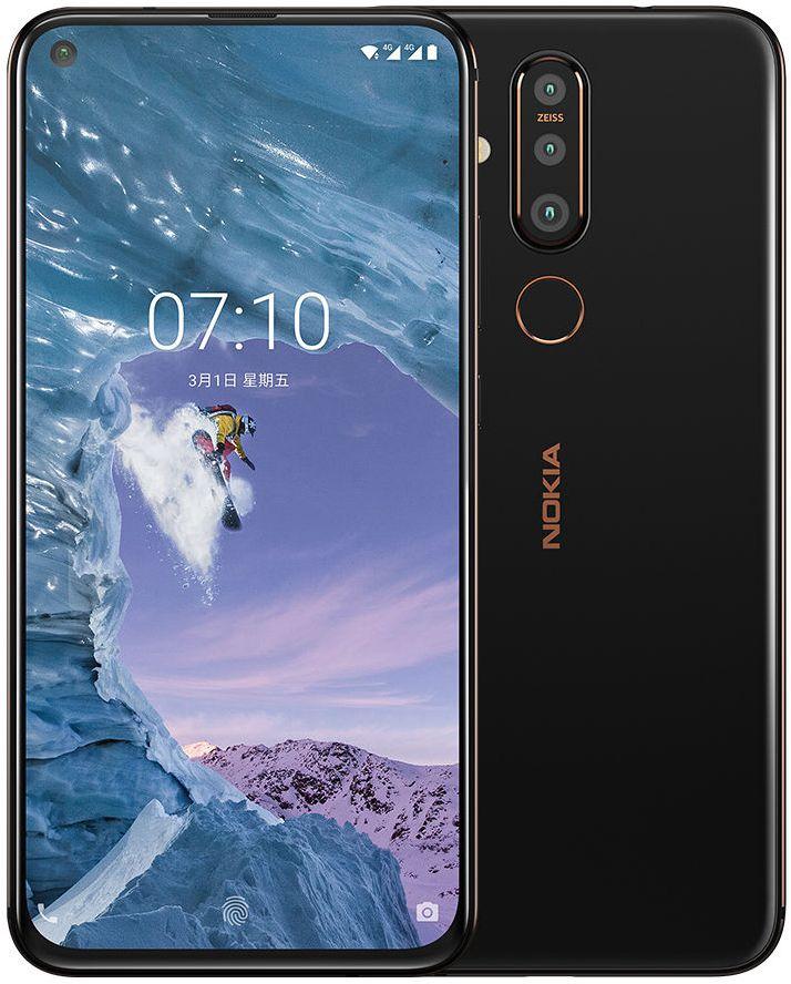 Nokia X71 announced