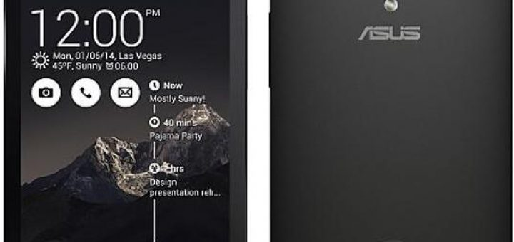 Asus Zenfone 5 Lite announced