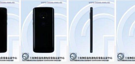 Moto G6 reveals on TENAA