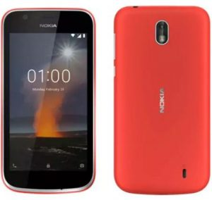 Nokia 1 launched