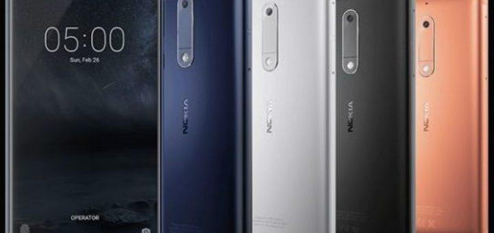 Nokia 5 PDF Manual