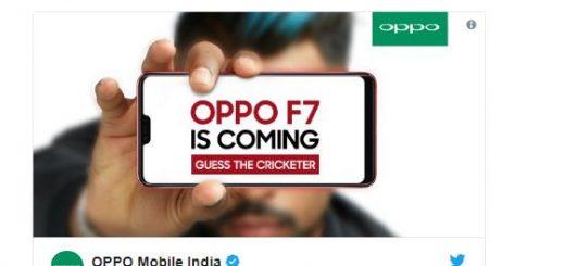 Oppo F7 teaser released