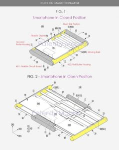 Samsung patent released