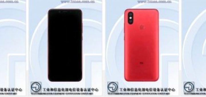 Xiaomi Mi A2 spotted at TENAA