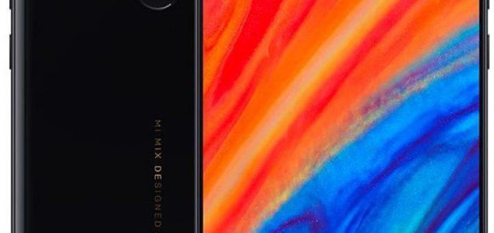 Xiaomi Mi MIX 2S announced