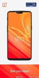 OnePlus image leaked