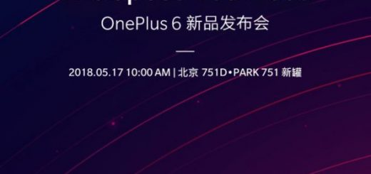 OnePlus 6 invite for announcement