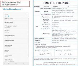 Samsung Galaxy A6 gets FCC certifaction