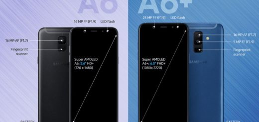 Samsung-Galaxy-A6 images leaked