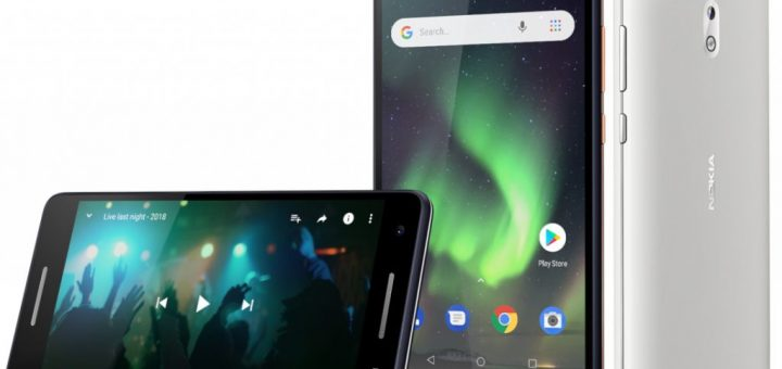 Nokia 2.1 announced