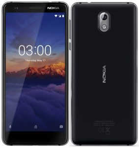 Nokia 3.1 announced