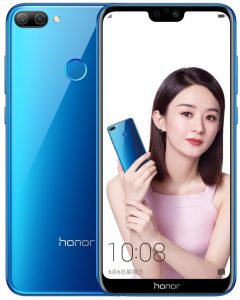 Huawei Honor 9i (2018) announced