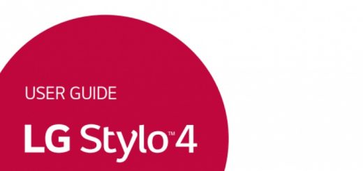 LG Stylo 4 user manual leaked