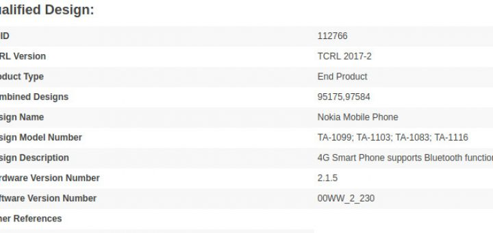 Nokia-X6 Bluetooth-SIG