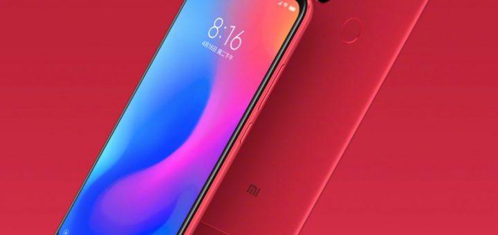 Xiaomi Redmi 6 Pro images leaked