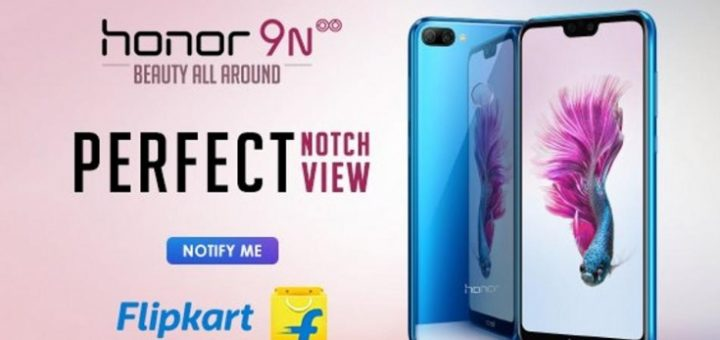 Huawei Honor 9N launched