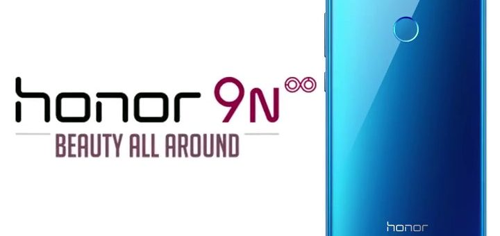 Huawei Honor 9N teaser leaked