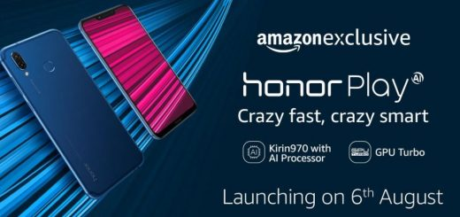 Huawei Honor Play invites