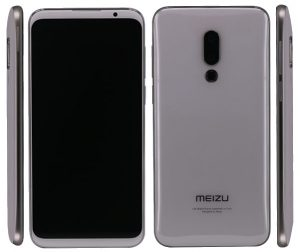 Meizu 16 image spooted at TENAA