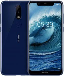 Nokia X5 announced