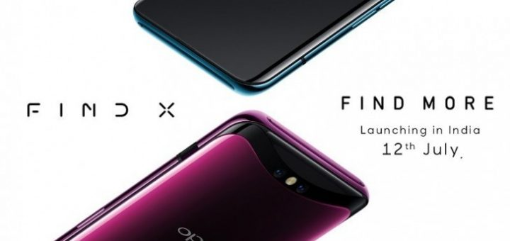 Oppo Find X coming soon