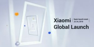 Xiaomi Mi A2 leaks