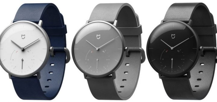 Xiaomi Mijia Quartz Watch annopunced