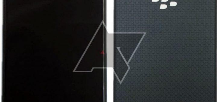 BlackBerry KEY2 LE image leaked