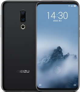 Meizu 16 announced