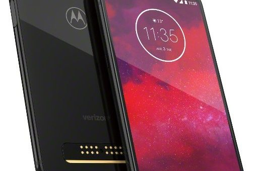Motorola Moto Z3 announced