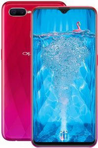 Oppo F9 Pro launched