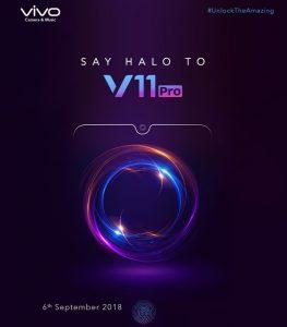 Vivo V11 Pro invite