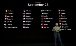 Apple-iPhone XS India launch confirms