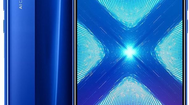 Huawei Honor 8X announced