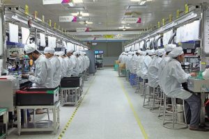 Lava mobile factory