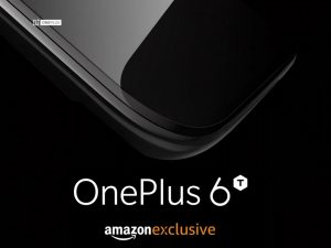 OnePlus 6T teaser reveals