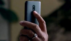 OnePlus 6T teaser for india launch