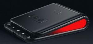 Samsung Foldable smartphone coming