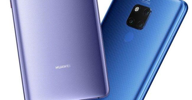 Huawei Mate 20 X announced