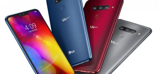 LG V40 ThinQ announced