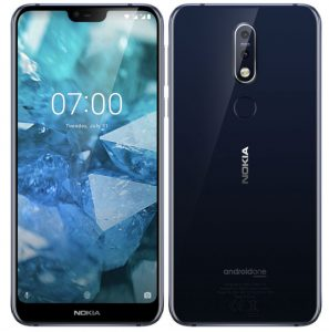 Nokia 7.1 announced