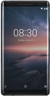 Nokia 8 Sirocco launched