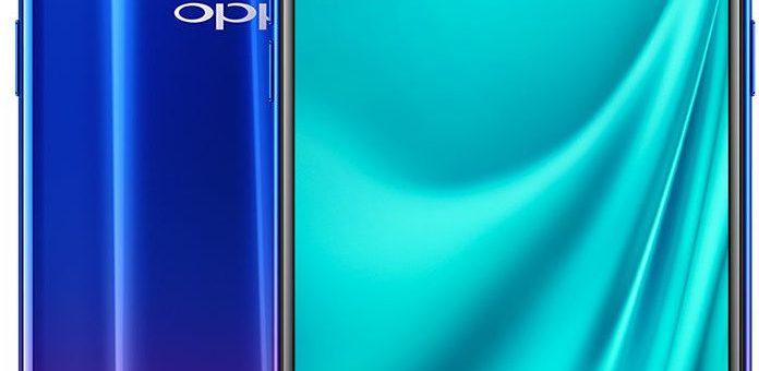 Oppo R15x announced