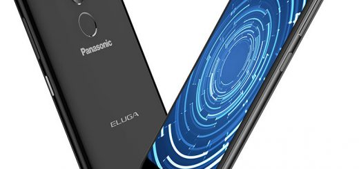 Panasonic Eluga Ray 530 launched