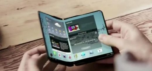 Samsung Foldable phone coming