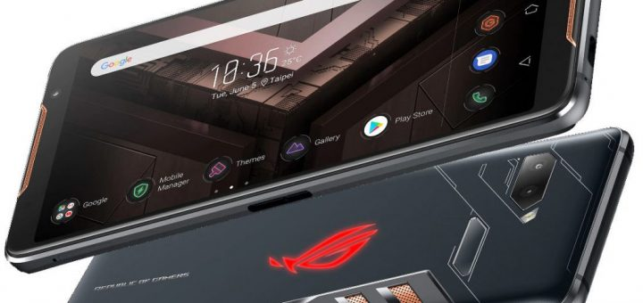 Asus ROG Phone launched