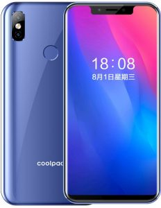 Coolpad M3 announced