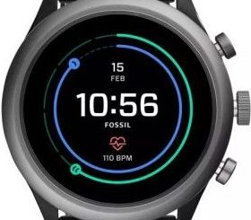 Fossil Sport Smartwatch announced