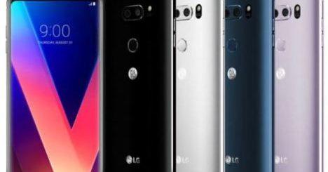 LG V30+announced