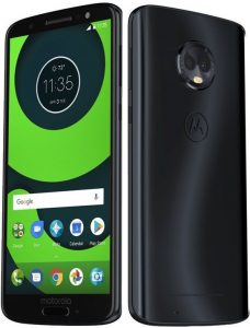 Motorola Moto G6 announced